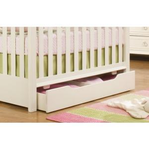Nursery Crib Drawer