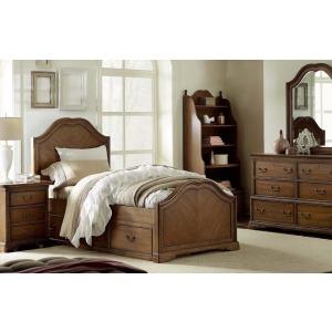Sweetheart Panel Bed Full Full