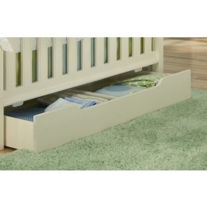 Nursery Crib Drawer