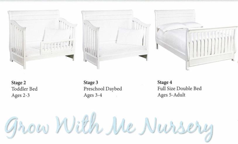 Nursery Convertible Crib By Legacy Classic 2830 8900 Horton S Furniture Mattresses