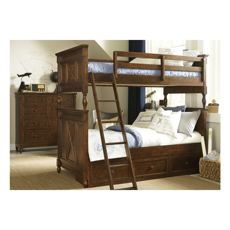Bixby Bunk Bed Twin over Twin