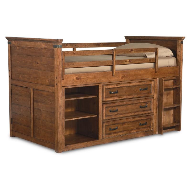 Mid Loft Bed