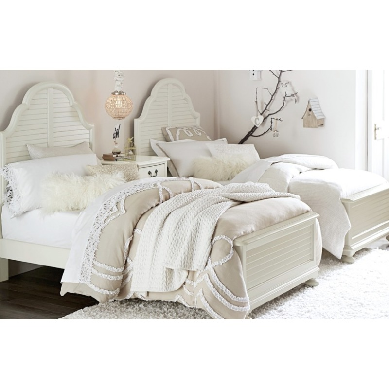 Catalina Panel Bed  T Twin