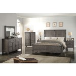 Storehouse 3 PC King Bedroom Set - Smoked Grey