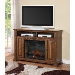 Barclay Fireplace Console