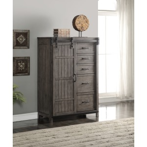 Storehouse Chest - Smoked Grey