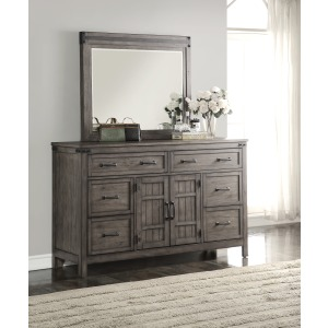 Storehouse Dresser - Smoked Grey