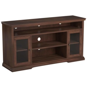 "Ashton Place 60"" Console Tall TV Cart"