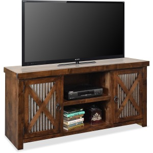 "Jackson Hole 65"" TV Console - Aged Whiskey"