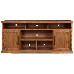 """Colonial Place 74"""" Tall Console"""