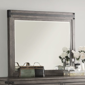 Storehouse Mirror - Smoked Grey