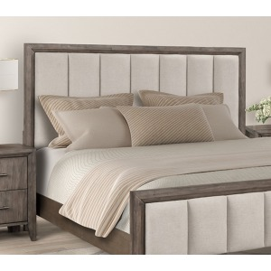Avana Queen Upholstered Headboard