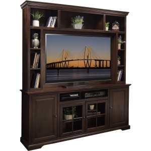 "Brentwood 78"" TV Console & Hutch"