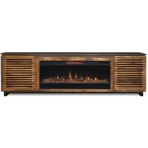 "Graceland 86"" Fireplace Console"