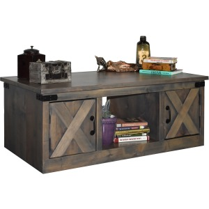 Farmhouse Coffee Table - Barnwood