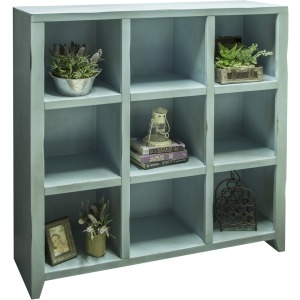 Calistoga Blue 9 Cubicle Bkcs