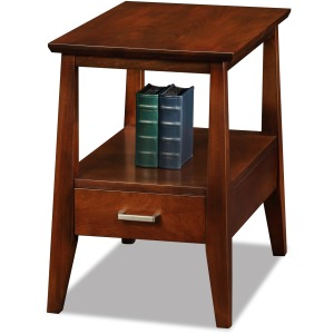 Drawer Chairside Table - Delton Collection