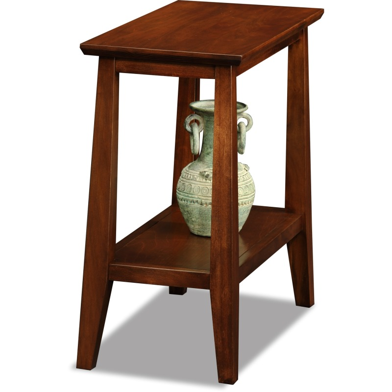 Narrow Chairside Table - Delton Collection