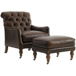 Worthington Leather Chair
