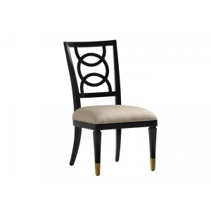 Pierce Upholstered Side Chair