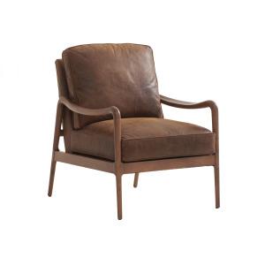 Leblanc Leather Chair