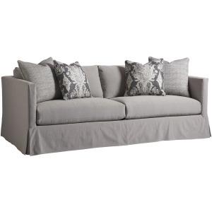 Marina Slipcover Sofa (gray)
