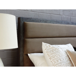 Gramercy Upholstered Queen Headboard
