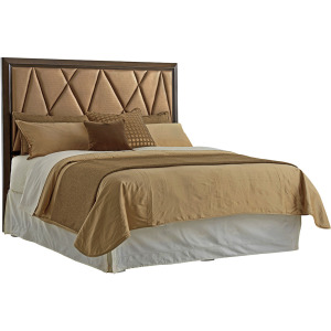 Spectrum Upholstered Cal King Headboard
