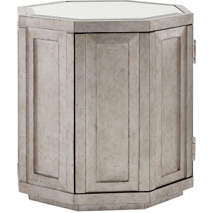 Rochelle Octagonal End Table