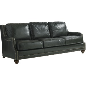 Alcot Leather Sofa