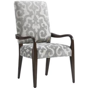 Sierra Upholstered Arm Chair