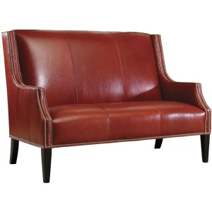 Turino Leather Settee
