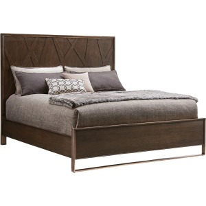 Radian Panel Bed 6/6 King