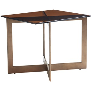 Aperture End Table