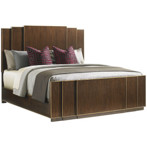 Fairmont Panel Queen Bed