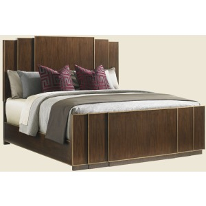 Fairmont Panel Bed King King