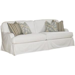 Stowe Slipcover Sofa - White