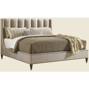 Barrington Upholstered Platform Bed King King