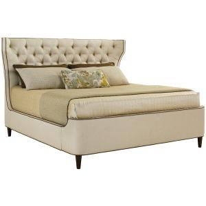 Mulholland Upholstered Platform Bed 5/0 Queen