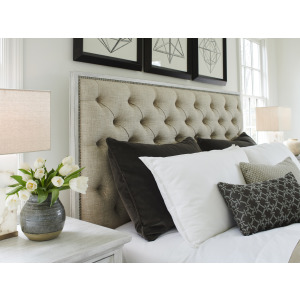 Sag Harbor Tufted Upholstered Cal King/King Headboard