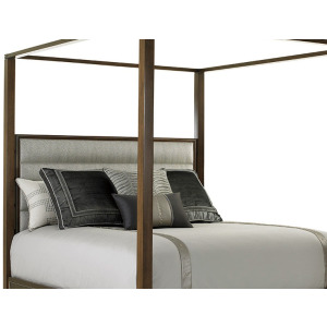Terranea Upholstered Headboard - California King