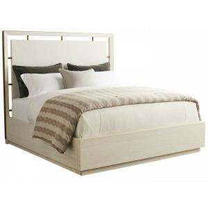 Carmel Post Ranch Panel Bed - King