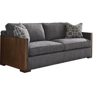 Edgemere Leather Sofa
