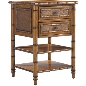 ISLAND ESTATE GINGER ISLAND BEDSIDE CHEST