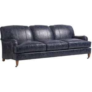 Sydney Leather Sofa