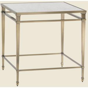 Maxfield Metal Lamp Table