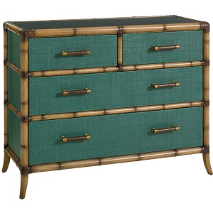 Twin Palms Pacific Teal Chest