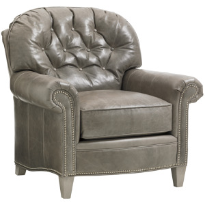Bayville Leather Chair