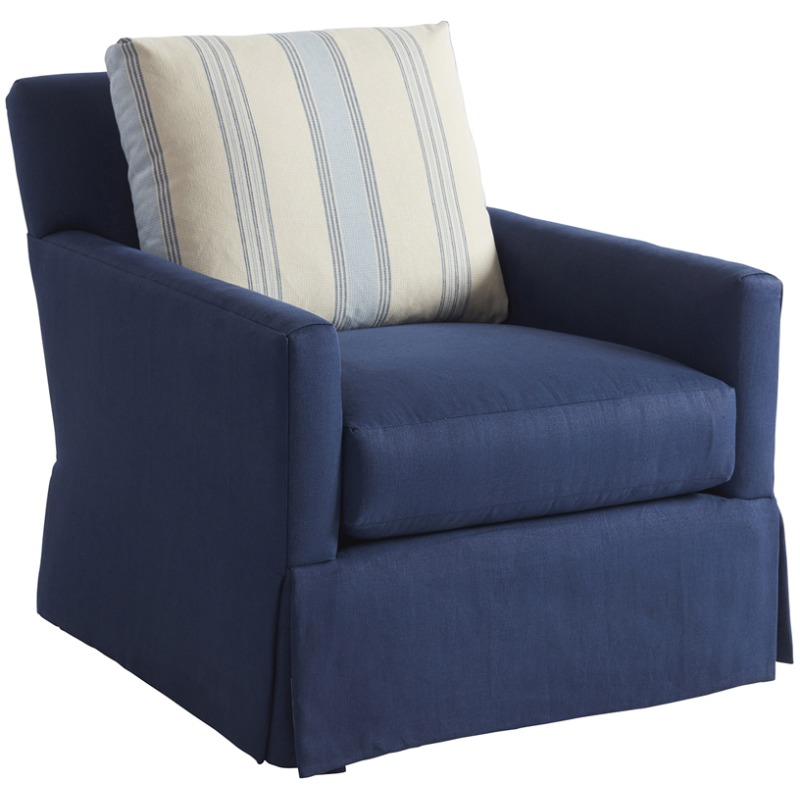 Super Harlow Swivel Chair By Lexington Furniture 5418 11Sw Onthecornerstone Fun Painted Chair Ideas Images Onthecornerstoneorg