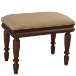 Rustic Traditions Vanity Stool